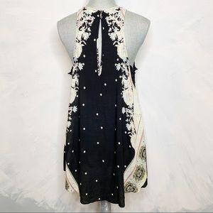 Intimately Free High Neck Silky Mini Dress